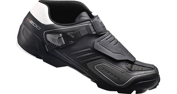 Shimano SH-M200L kengät , musta